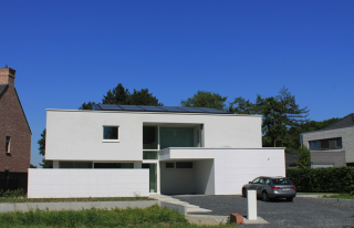 moderne architect Olen