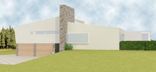 verbouwing moderne woning architect boonen