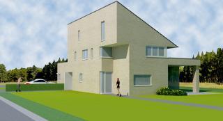energiezuinig, geïntegreerde PV panelen in dak