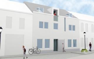 moderne integratie architectuur meerhout