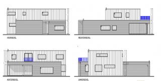 architect Boonen - sobere architectuur, minimalistisch, moderne woning