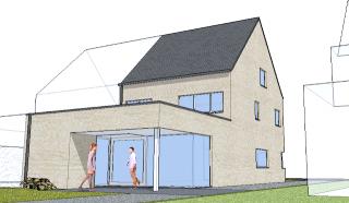 -moderne architect Geel- architect Boonen