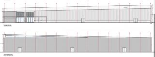 minimalistische architectuur, hedendaagse materialen