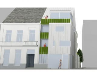 hedendaagse architectuur te Arendonk