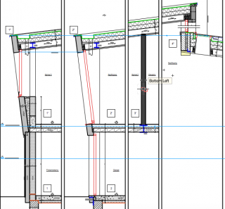 architectuurdetails BEN-woning