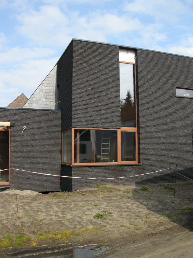 Moderne landelijke woning te kasterlee architect herman boonen te geel - Moderne uitbreiding huis ...