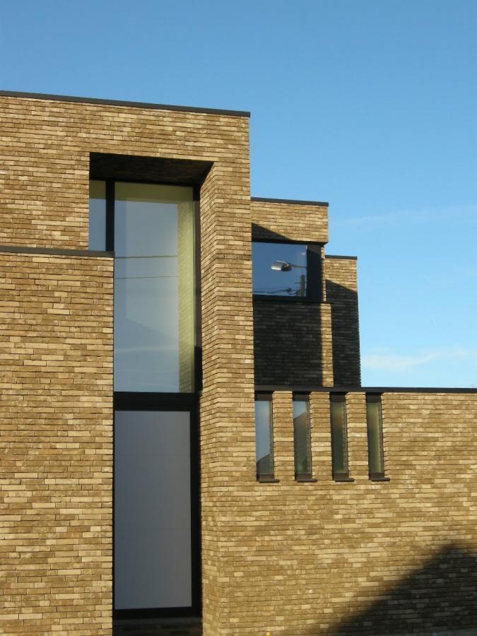 Moderne woning te tongerlo architect herman boonen te geel - Moderne uitbreiding huis ...